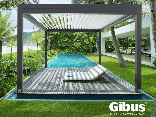 selbsttragende pergola frimey in fulda. Black Bedroom Furniture Sets. Home Design Ideas